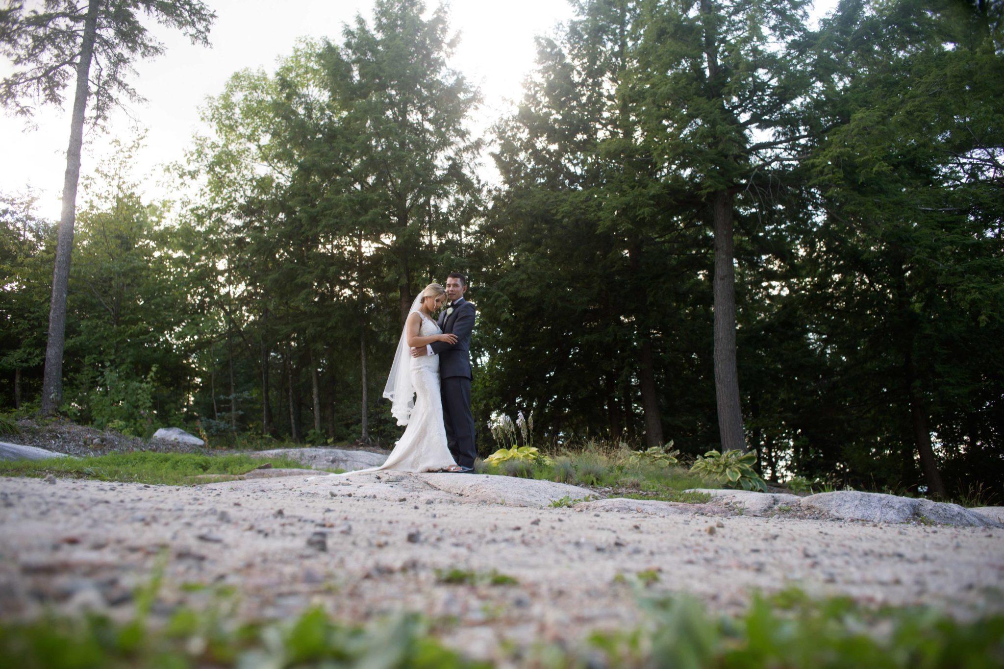 Kieran & Emily At Le Belvedere