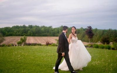 Olga & Eric at Evermore Weddings & Events