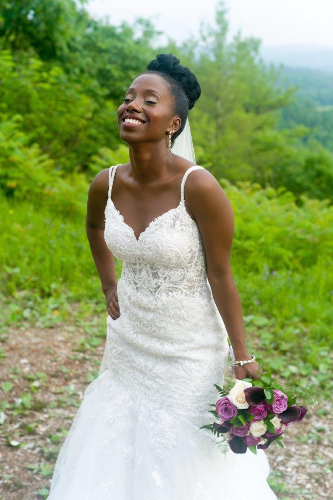 kathi robertson wedding le belvedere bride candid 3