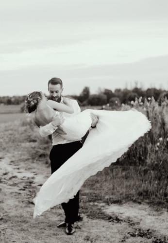 bride swept off her feet kathi robertson wedding photography